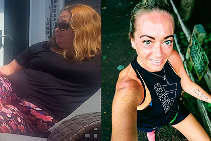 152-килограммовая женщина отказалась от вина и похудела вдвое