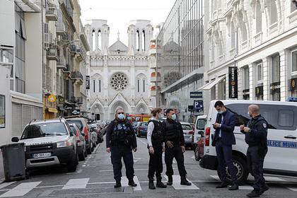 Церковь вНицце три дня предупреждали обатаке