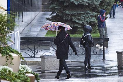 Эпидемиолог рассказала россиянам о влиянии погоды на заболеваемость COVID-19