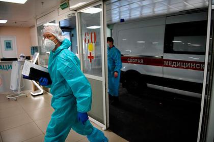 Оценены возможные масштабы пика заболеваемости коронавирусом в России