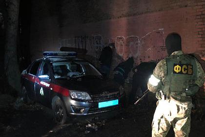 Сотрудники ФСБ задержали командира взвода Росгвардии с наркотиками