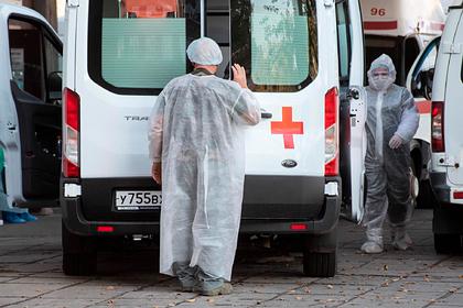 Кремль заявил о нехватке врачей на фоне пандемии