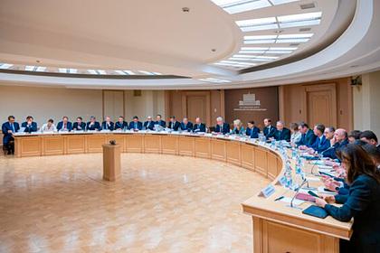 Рабочая группа Госсовета обсудила поручения Путина по борьбе с коронавирусом