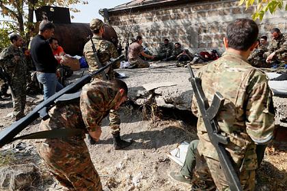 Армения заявила о пленении воюющего за Азербайджан сирийского наемника