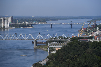 Строительство второго моста через Обь решили ускорить