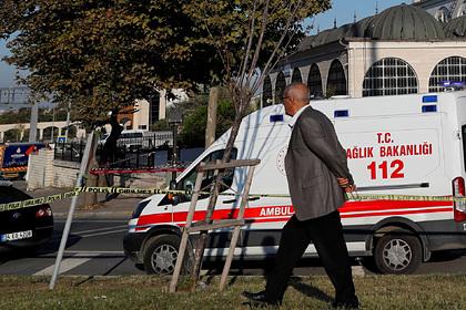 На западе Турции произошло мощное землетрясение
