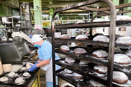 В Якутии начали производить хлеб с ягелем