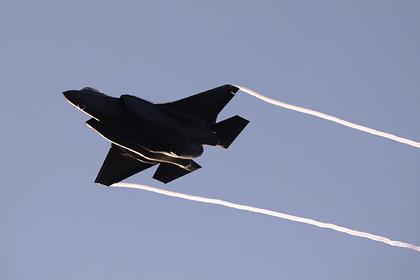 США критически расплатятся перед Израилем за продажу F-35 арабам