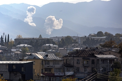 Азербайджан опроверг сообщения об использовании фосфорного оружия