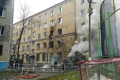 Взрыв в челябинской больнице сочли выбросом пламени