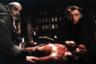 В середине 1980-х Коннери было уже прилично за пятьдесят — и в «Имени розы», экранизации религиозно-детективного бестселлера Умберто Эко он наконец совершил полноценный переход от ролей секс-символов и экшен-героев в отцы, деды, пенсионеры экрана. В доказательство — та лысина, с которой он появляется в роли францисканского детектива, расследующего таинственное убийство знаменитого своей работой с христианскими манускриптами монаха.
