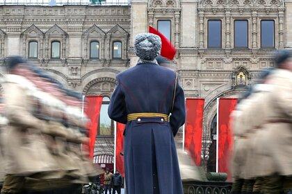 В Москве отменили марш в честь парада 1941 года на Красной площади