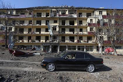 В Минобороны Армении назвали условие для соблюдения перемирия