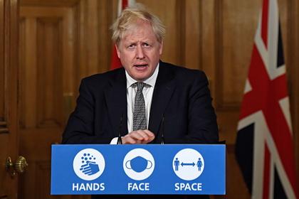 В Англии введут карантин из-за коронавируса
