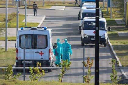 На выплаты работающим с коронавирусом медикам выделят более 24 миллиардов рублей0