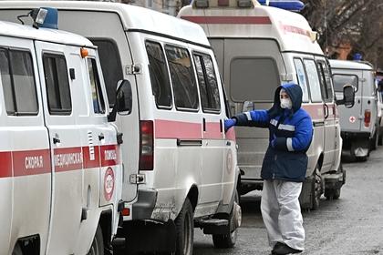 В России за сутки выявили 18 665 новых случаев заражения коронавирусом0