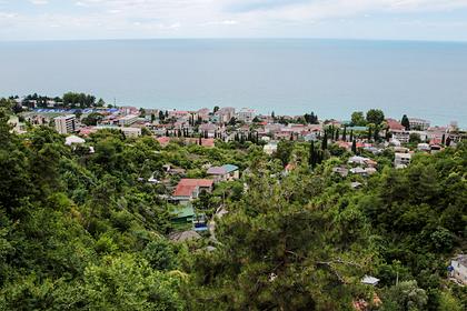 Россияне бросились скупать жилье в Абхазии
