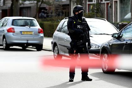 Вокзал в Нидерландах эвакуировали из-за угрозы взрыва