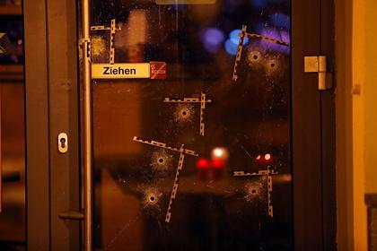 Венский террорист ездил за патронами в Словакию