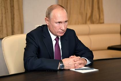 Путин высказался об оскорблении чувств верующих