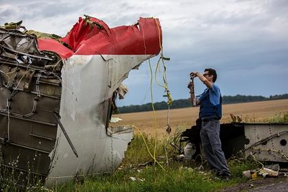 Эксперт миссии ОБСЕ на месте крушения лайнера Boeing 777 Малайзийских авиалиний