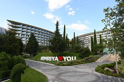 Отель в Крыму оказался лучшим в Европе
