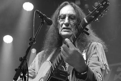 Умер бывший участник Uriah Heep и Blackfoot Кен Хенсли