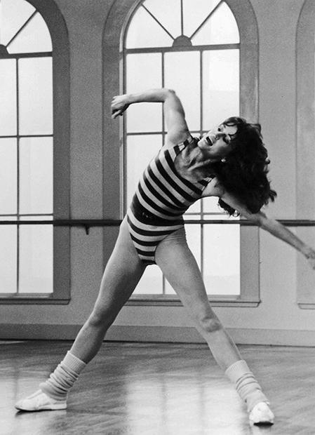 Тренировки Джейн Фонды, 1982 год