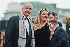 Никита Михалков и Татьяна Михалкова