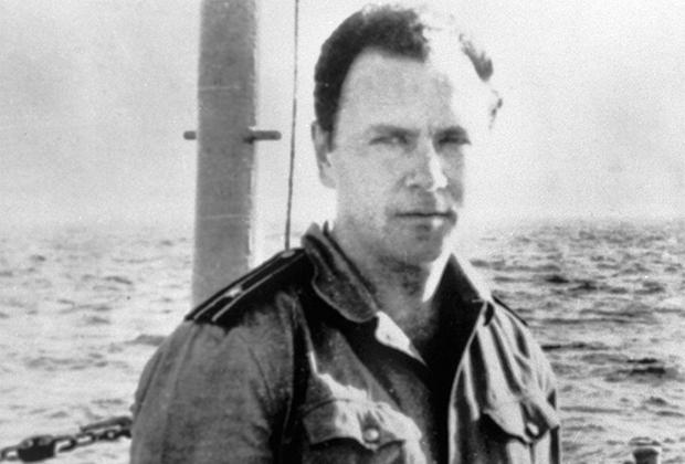 Валерий Саблин, капитан III ранга, зачинщик бунта на «Сторожевом»