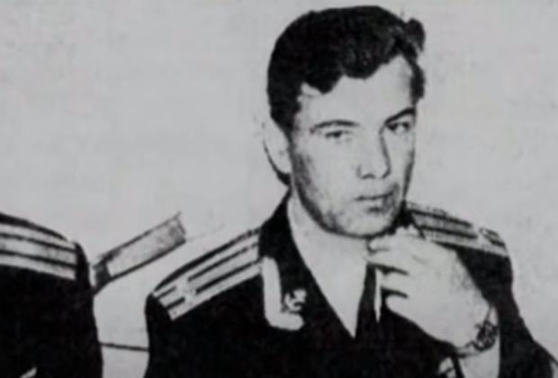 Командир БПК «Сторожевой» Анатолий Потульный