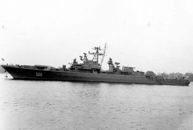 Большой противолодочный корабль (БПК) «Сторожевой»
