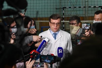 Бывший главврач лечившей Навального больницы возглавил минздрав Омской области