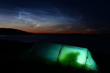 В Ленинградской области нашли труп путешественника в палатке