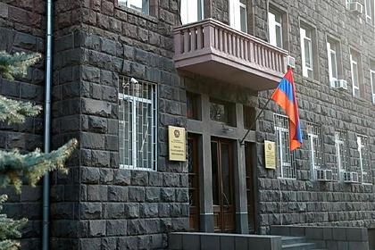Главу Службы нацбезопасности Армении уволили спустя месяц после назначения