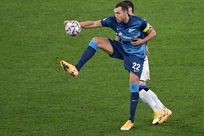 Дзюба забил победный мяч «Краснодару» после лишения капитанской повязки