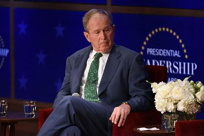 Джордж Буш-младший поздравил Байдена