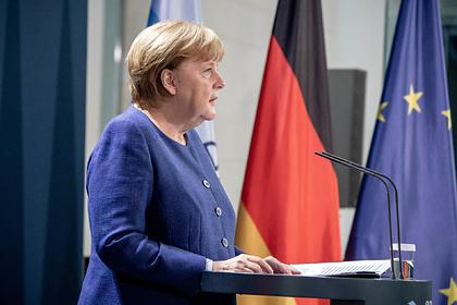 Меркель назвала три приоритета в работе с США при Байдене