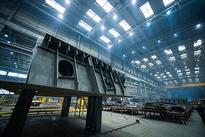 «Звезда» начала строительство второго танкера-продуктовоза типа MR