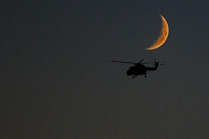 Стало известно о сбитом в Армении российском вертолете