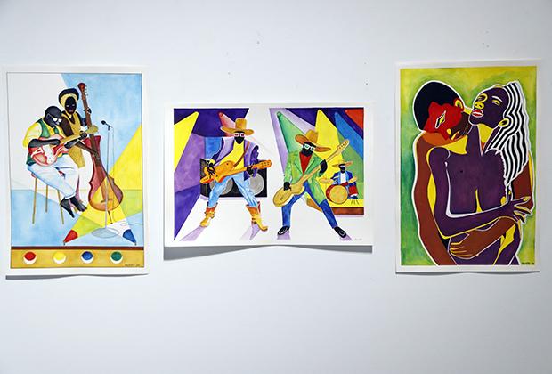Картины Ричарда Филлипса
