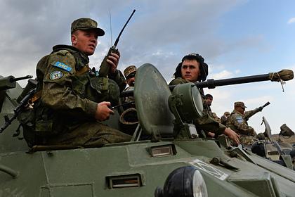 Российских миротворцев введут в Нагорный Карабах