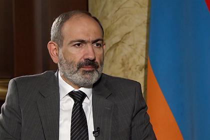 Пашинян сообщил о продолжающихся боях в Карабахе