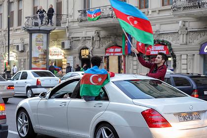 Кремль назвал соглашение по Карабаху победой