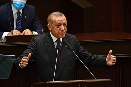 Сделку по Нагорному Карабаху сочли триумфом Эрдогана «на заднем дворе России»