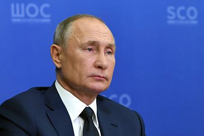 Путин назвал имена погибших членов экипажа сбитого Азербайджаном вертолета