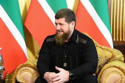 Кадыров шесть раз похвалил Путина в одном посте про Карабах