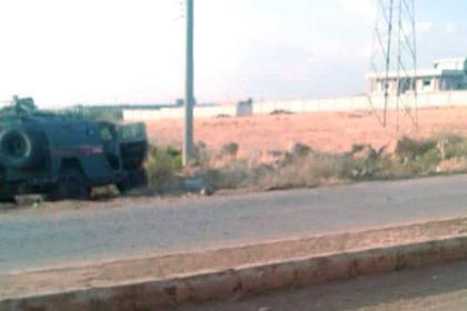 Автомобиль военной полиции России подорвали в Сирии