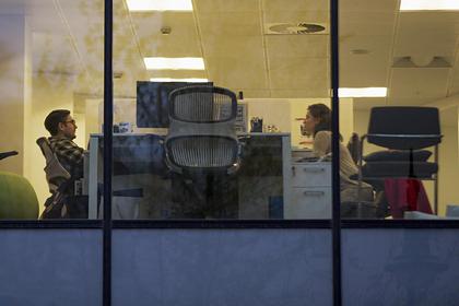 В Москве заметили офисный бум