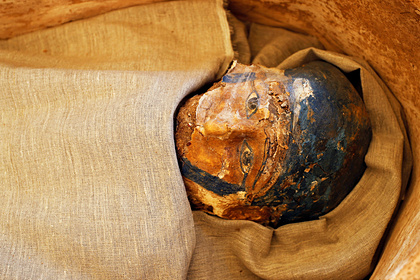 Найденным 400 лет назад мумиям провели компьютерную томографию
